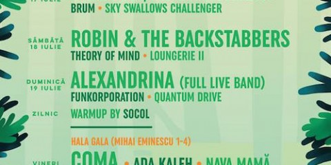 Alexandrina la Basm Festival